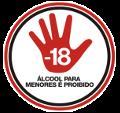 Proibida venda de bebidas para menores de 18 anos